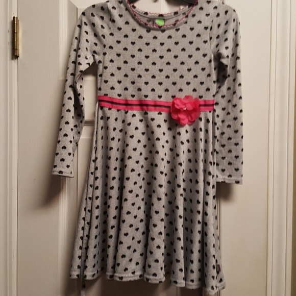 Dollie & Me Other - Girl's long sleeves dress
